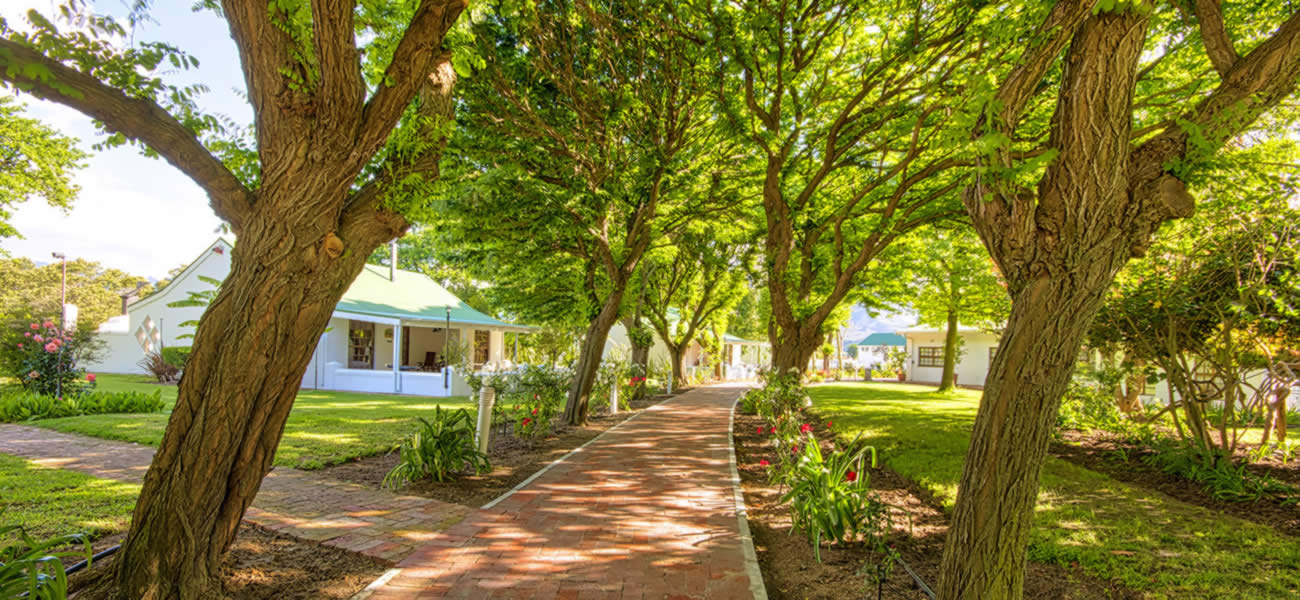 St Croix Self Catering Guest Cottages - Franschhoek